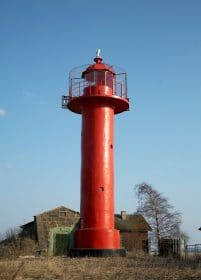 Windside WS-0,15B on a lighthouse in Estonia.