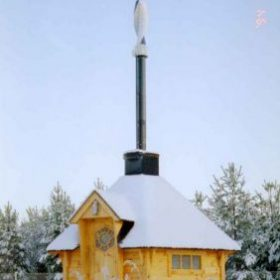 WS-030 Lapland Winter Sauna