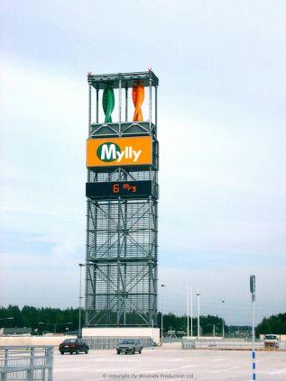 Mylly Shopping Centre, Turku, Finland